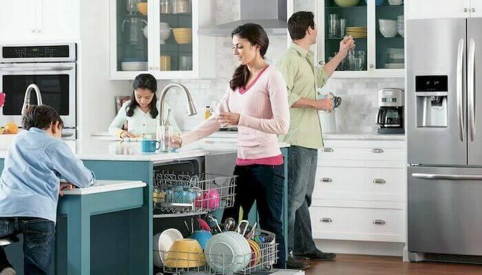 Как отремонтировать вашу посудомоечную машину находясь в Харькове